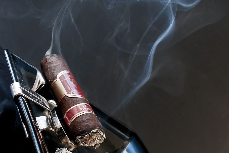 Experiment Langzeit-Review Leon Jimenes Doble Maduro Robusto