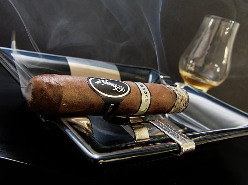 Davidoff Escurio Robusto Langzeit Review