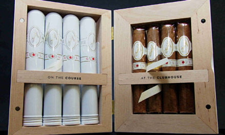 Davidoff Golf Limited Edition 2015 Unboxing