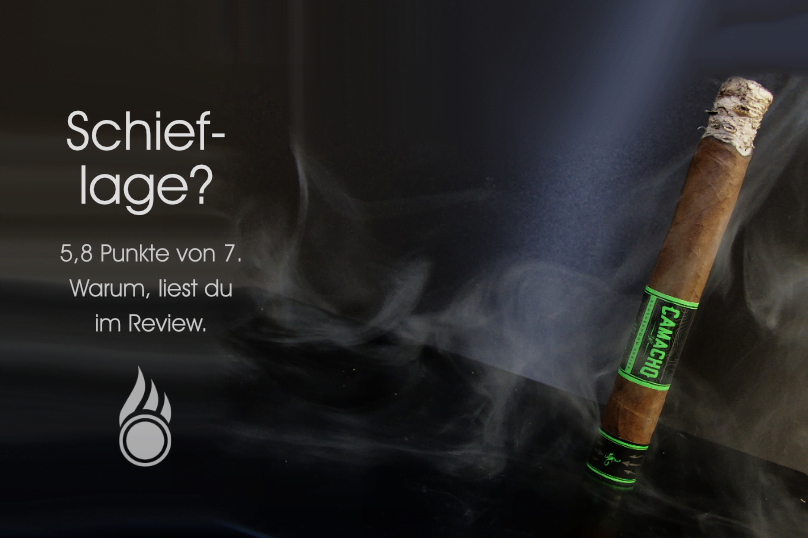 Camacho Shellback Toro Limited Edition 2016 Langzeit Review