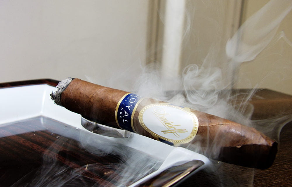 Preview Davidoff Royal Release Salomones ein Hochgenuss