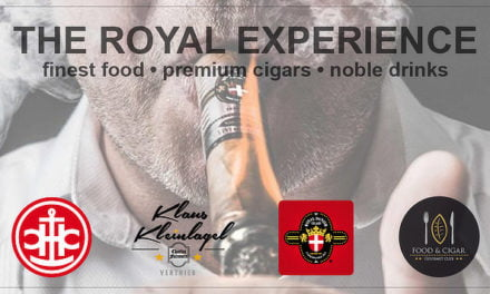 Food & Cigar Gourmet Event