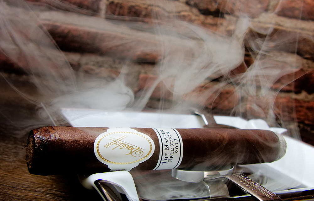 Einzel Tasting Davidoff The Master Selection Series 2013 von Eladio Diaz