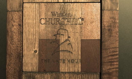 Winston Churchill The Late Hour Rustikales Accessoire