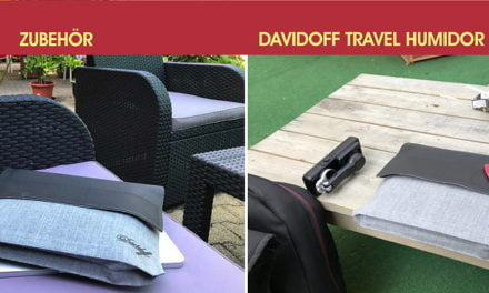 Davidoff Travel Humidor Fotos und Video