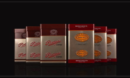 Retro-Design Romeo Y Julieta Club Kings und Partagas Capitols