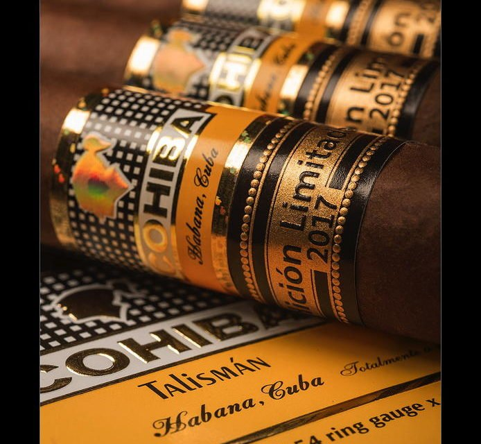 Cohiba Talismán 2017 Limited Edition startet in London