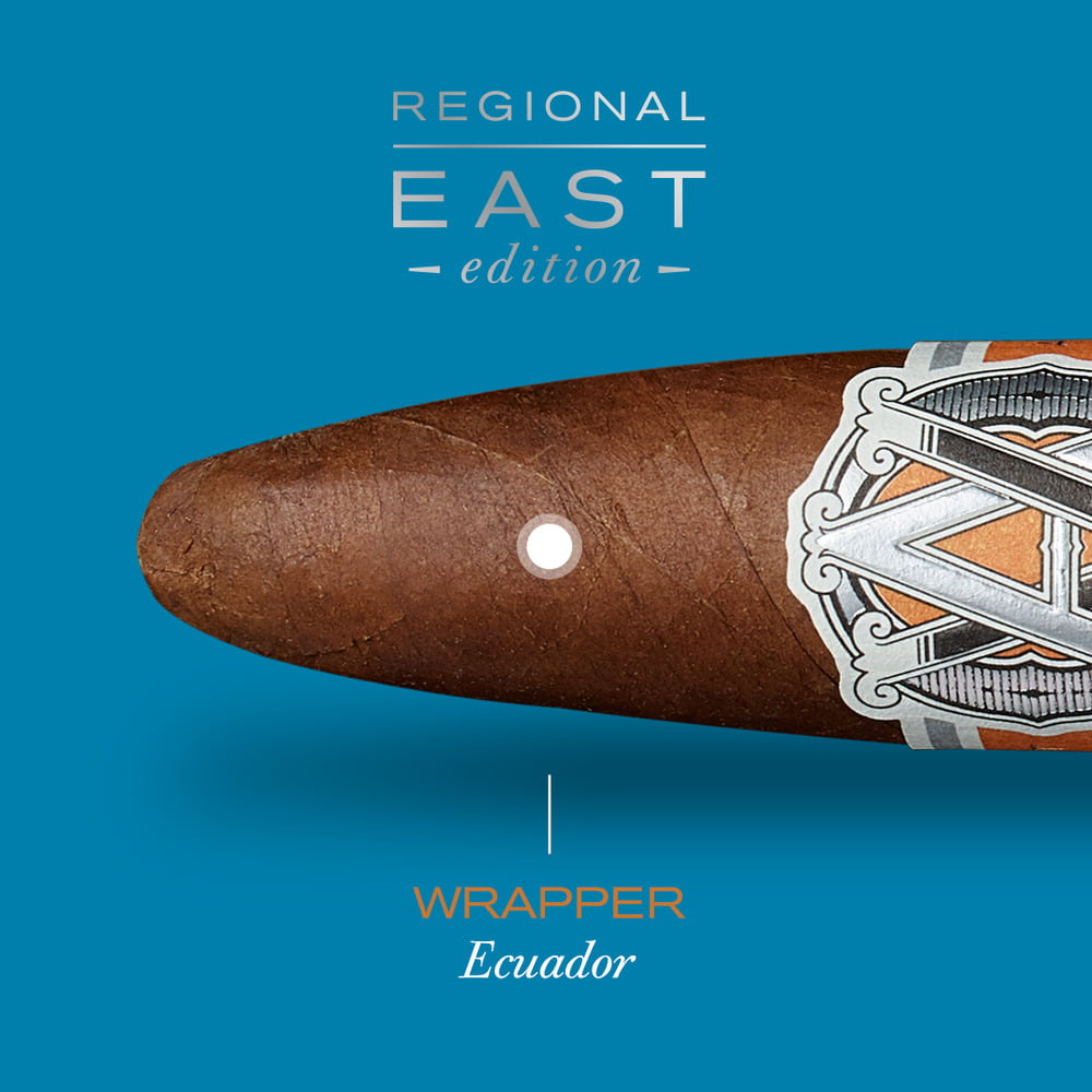 Avo East und West Regional Limited Editions