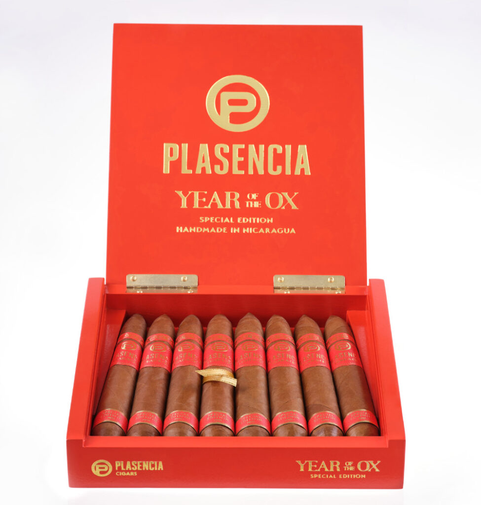 Plasencia Year Of The Ox