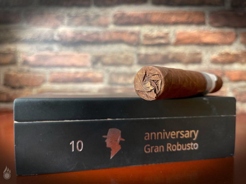Gilbert de Montsalvat 10 Anniversary Gran Robusto