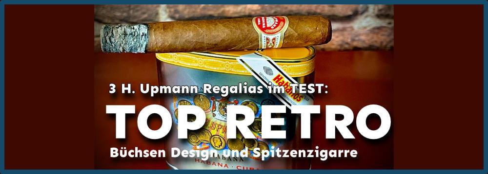 H. Upmann Regalias Retro