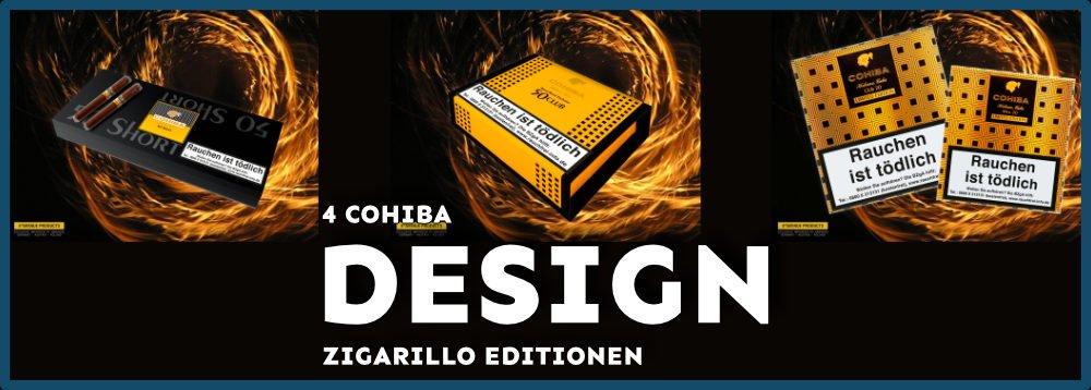 Cohiba Zigarillo Designeditionen