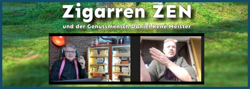 Zigarren Zen 1 René Daniel Meister