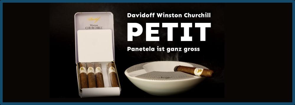 Davidoff Winston Churchill Petit Panetela