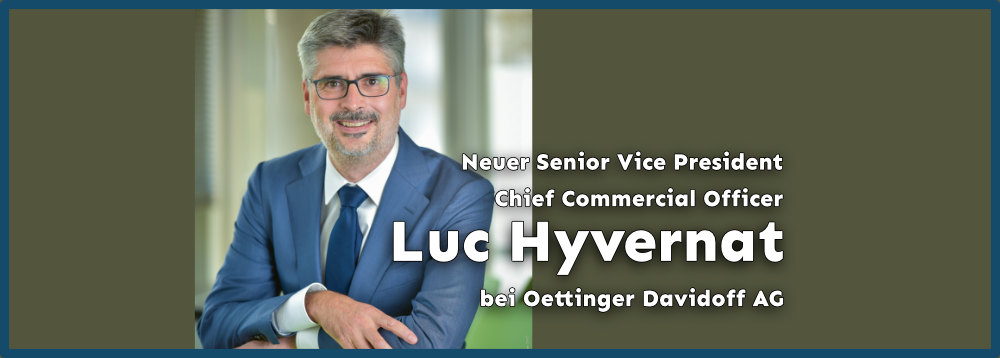 Luc Hyvernat Oettinger Davidoff