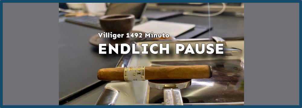 Villiger 1492 Minuto