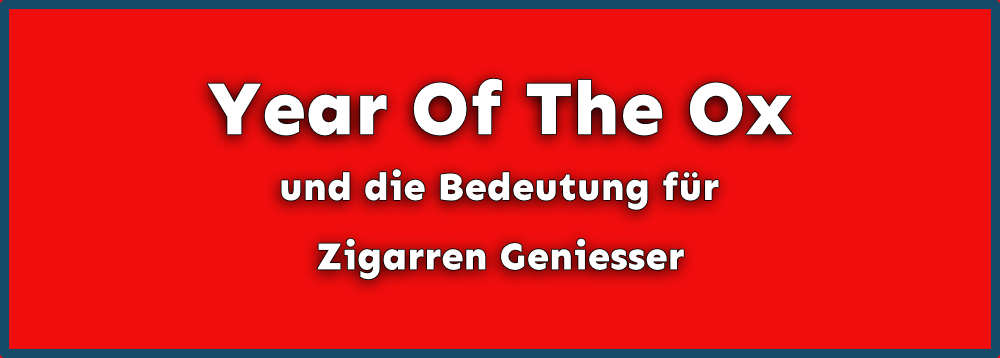 Year Of The Ox Bedeutung