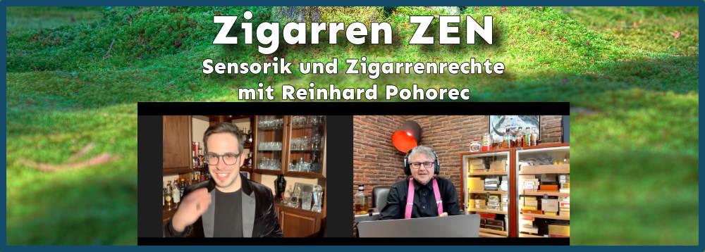 Zigarren ZEN Sensorik und Zigarrenrechte Reinhard Pohorec