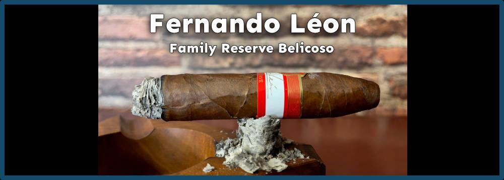 Fernando Léon Family Reserve Belicoso
