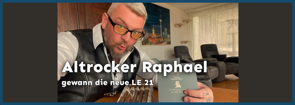 Raphael Winston Churchill Limited Edition 2021
