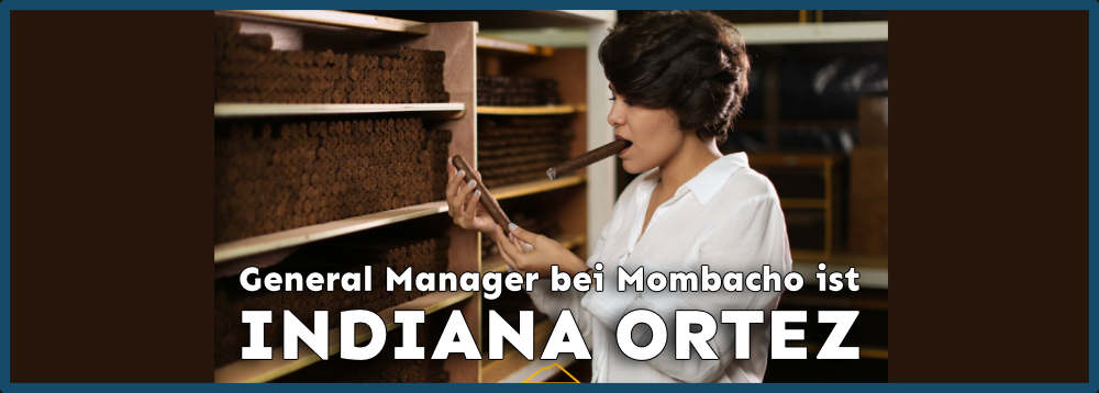 Indiana Ortez ist General Manager bei Mombacho