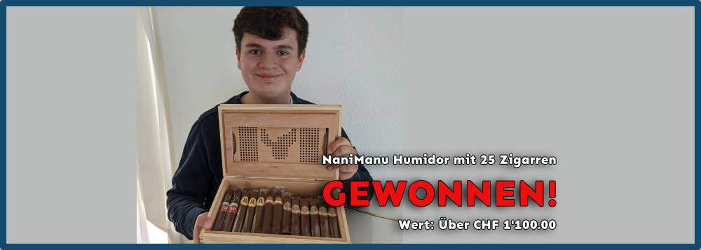 NaniManu Humdior Marc Guberinic