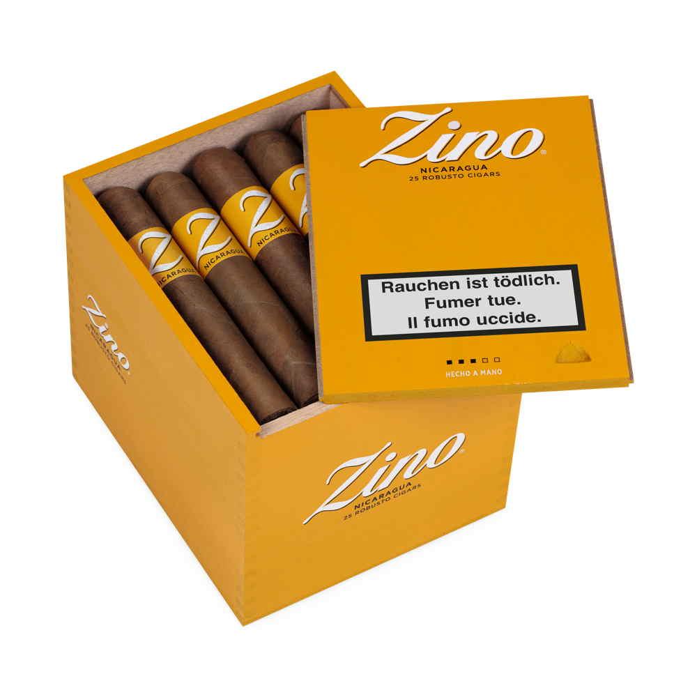 Neu Lancierung ZINO Box