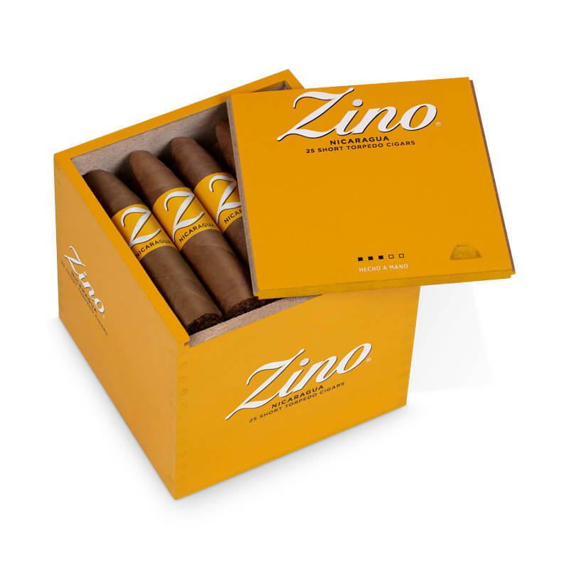 Zino Nicaragua 25er Kiste Short Torpedo