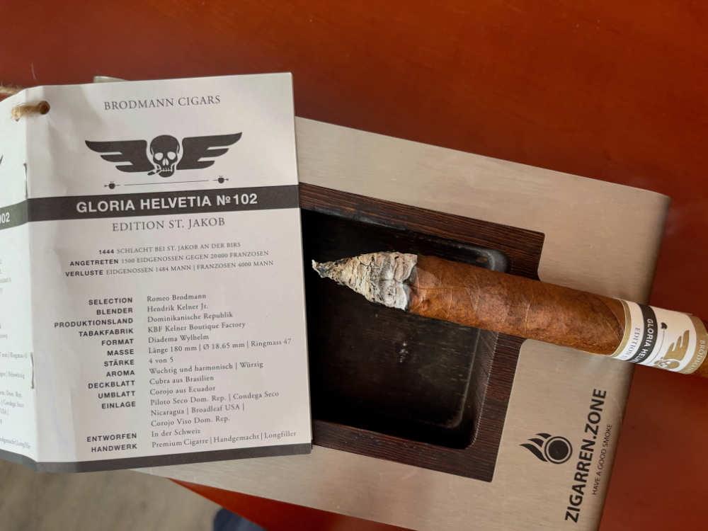 Brodmann Cigars