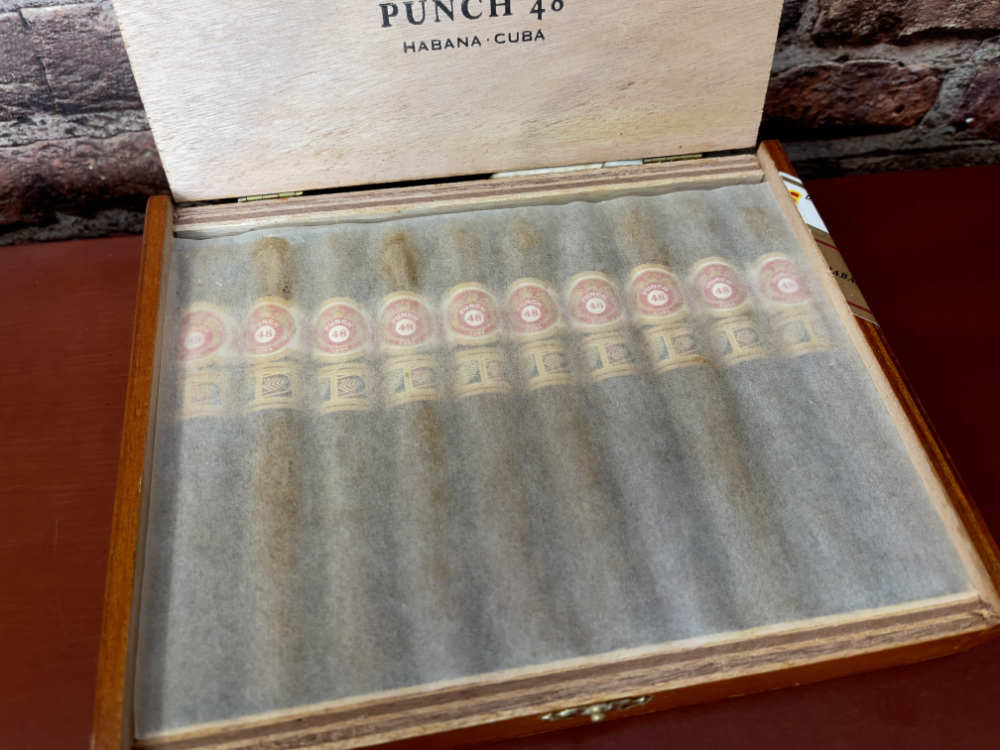 Punch 48 LCDH und HS Jahr 2016