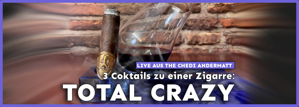 Cocktails Pairing 3x und 1x ADV King's Gold Toro