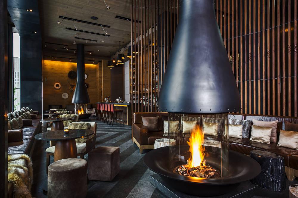 Beste Hotelbar 2021 The Chedi Andermatt