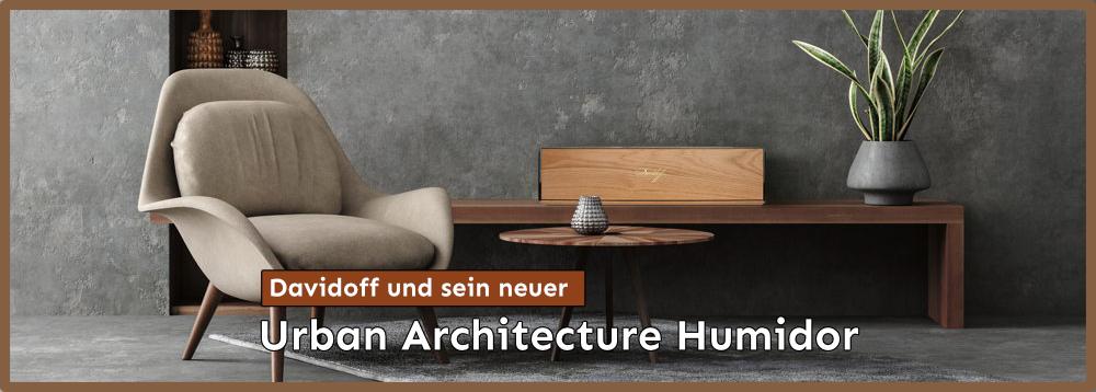 Urban Architecture Humidor