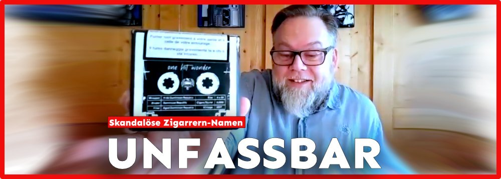 Zigarren ZEN: Rouven Bähr Regenwald