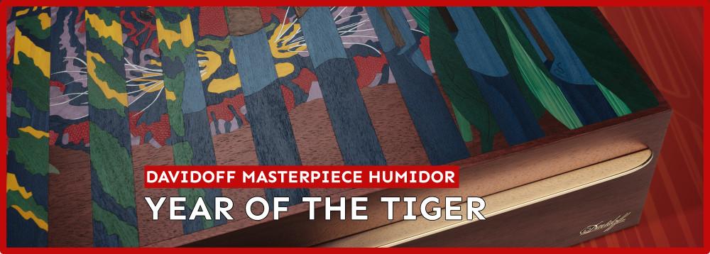 Davidoff Year Of The Tiger Masterpiece Humidor